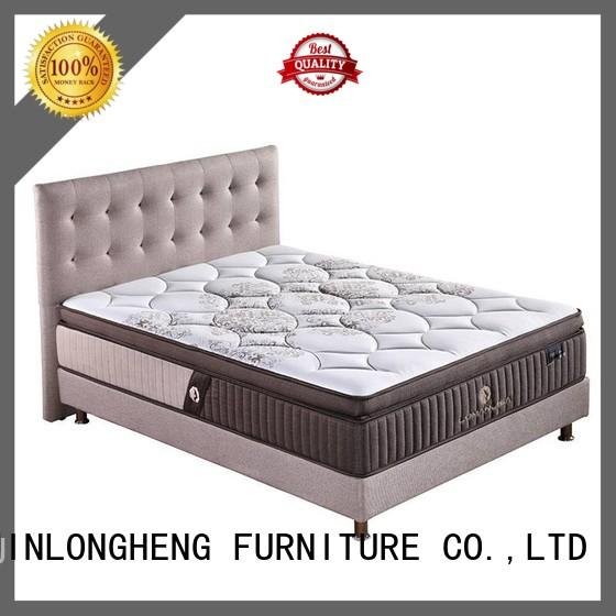 33PA-13 Hot sale luxury design latex with pocket coil royal mattress