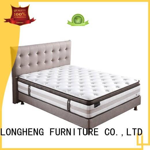 middle hybrid mattress comfort pocket JLH company