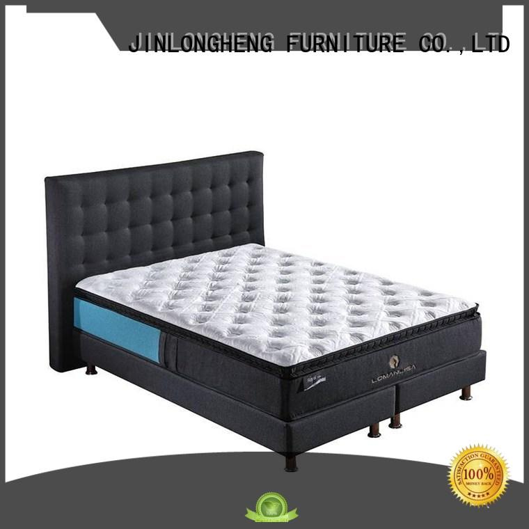 mattress royal cool gel memory foam mattress topper pocket professional JLH Brand
