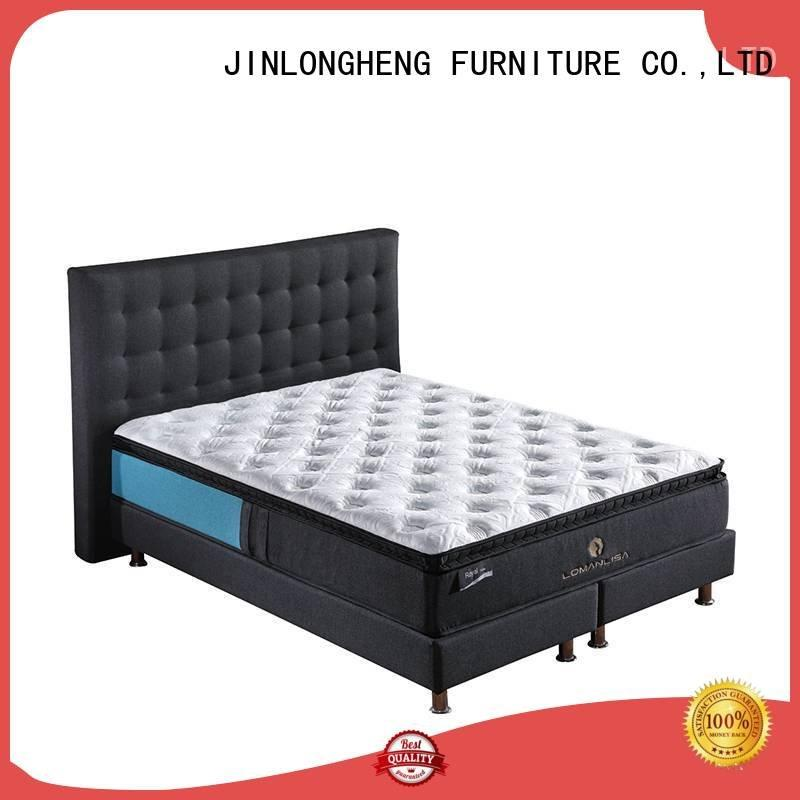 Wholesale memory royal compress memory foam mattress JLH Brand