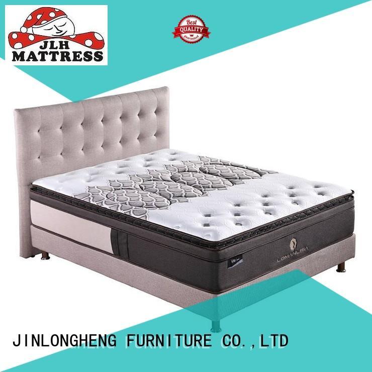 JLH Brand density oem breathable compress memory foam mattress