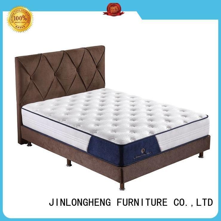 luxury selling innerspring foam mattress JLH Brand