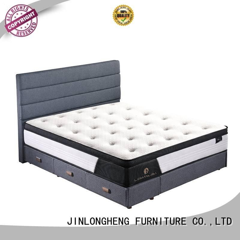 sealy posturepedic hybrid elite kelburn mattress foam density JLH Brand
