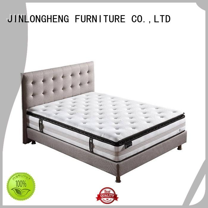 Custom compressed hybrid mattress mattress JLH