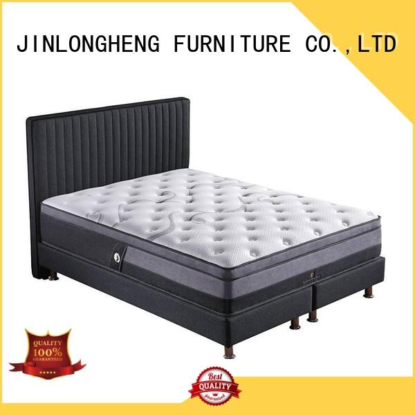 Quality JLH Brand king size latex mattress home perfect