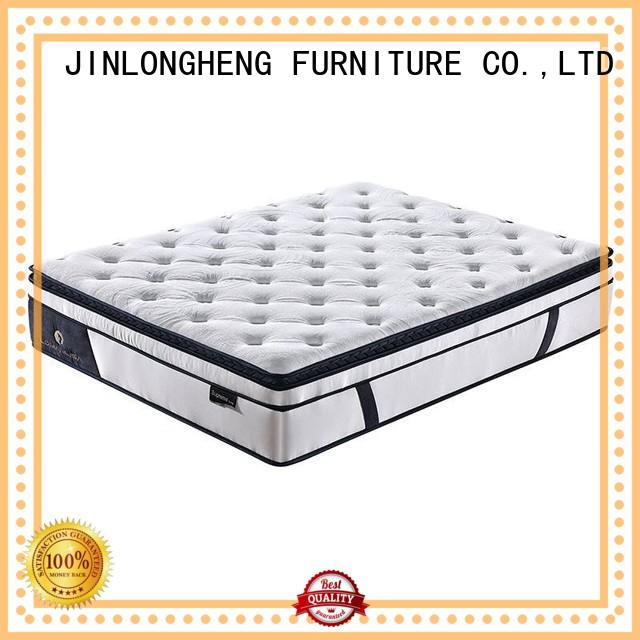 JLH best california king mattress High Class Fabric delivered easily