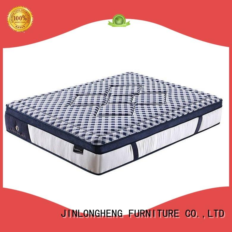 high class mattress delivered in a box cost with softness JLH