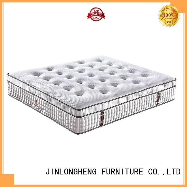 luxury innerspring queen mattress with Quiet Stable Motor JLH