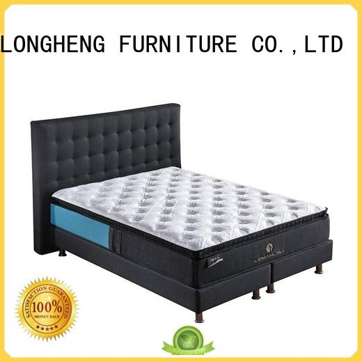 Wholesale sleep cool gel memory foam mattress topper professional JLH Brand
