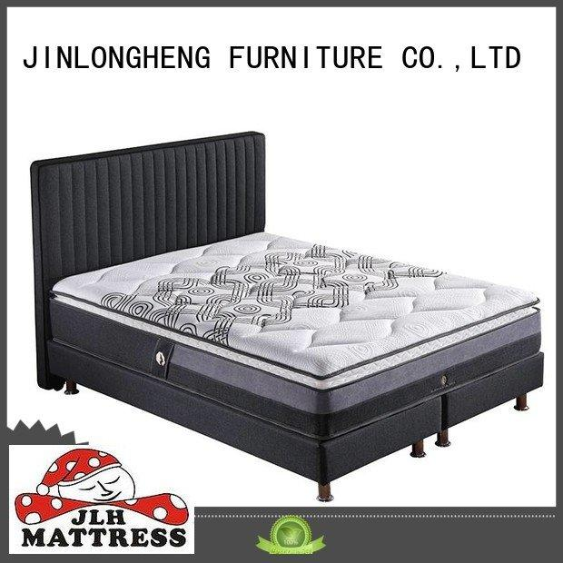 Wholesale spring viisco compress memory foam mattress JLH Brand