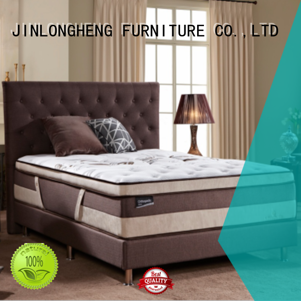 JLH High-quality super king size bed company delivered directly