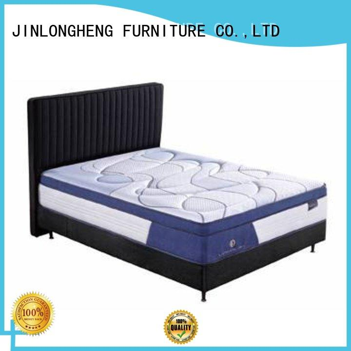 king size latex mattress natural memory latex JLH Brand latex gel memory foam mattress