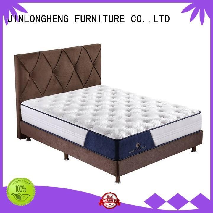 material bed raw OEM innerspring foam mattress JLH