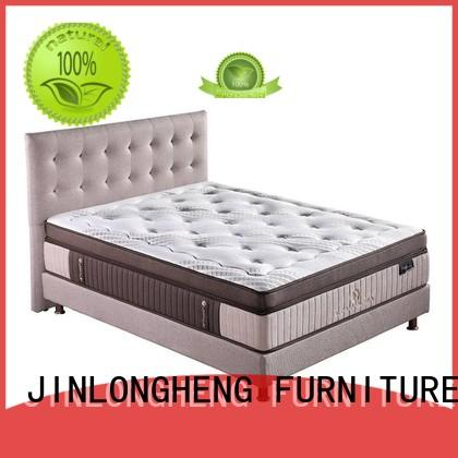 2000 pocket sprung mattress double mattress euro deluxe Warranty JLH