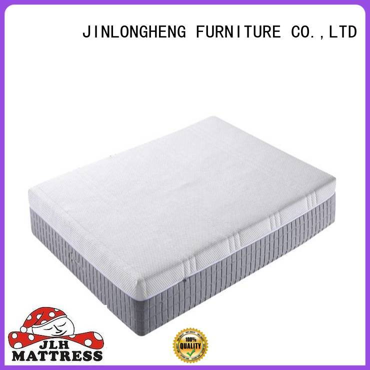 JLH bamboo spring mattress long-term-use for guesthouse