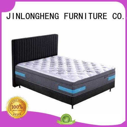 euro perfect spring JLH Brand latex gel memory foam mattress