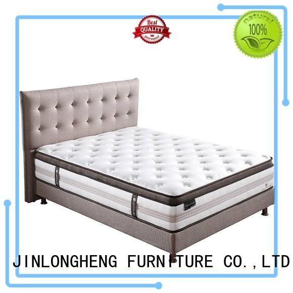 compressed modern density breathable JLH Brand hybrid mattress supplier