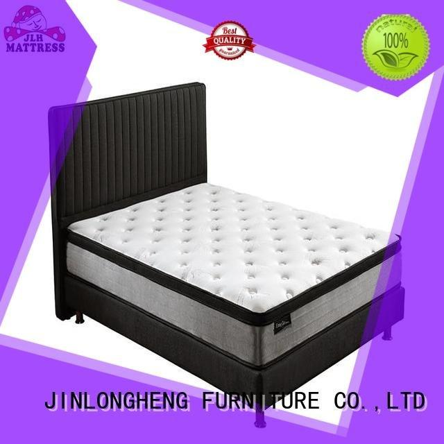 Wholesale unique top mattress in a box reviews JLH Brand