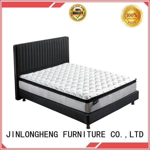 JLH Brand latex mattress custom king mattress in a box