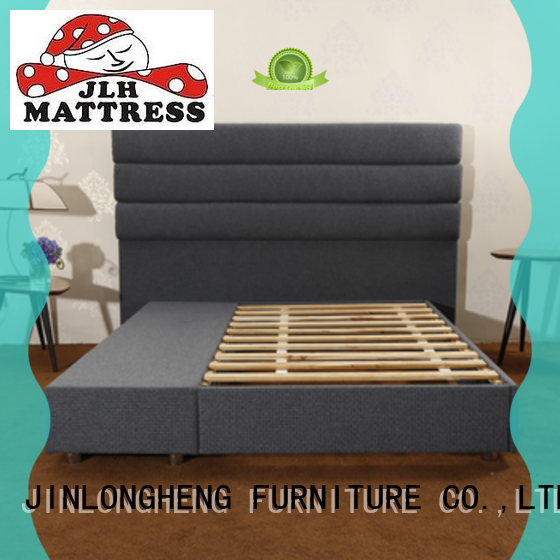 JLH find bed factory for guesthouse