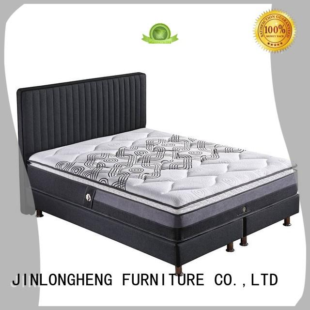 comfortable queen mattress box Comfortable Series with elasticity JLH