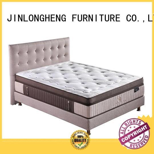 JLH innerspring hybrid mattress with elasticity