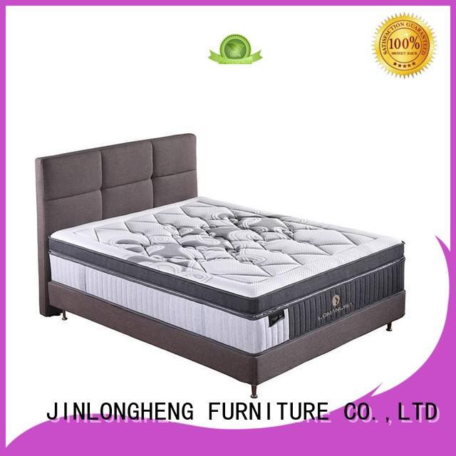 mini deluxe 2000 pocket sprung mattress double spring twin mattress JLH Brand
