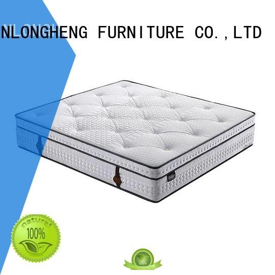 JLH quality pocket coil mattress with Quiet Stable Motor delivered easily