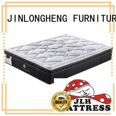 Queen Size Gel Memory Foam Mattress Topper with 5 Zoned Pocket Spring Wholesale Price