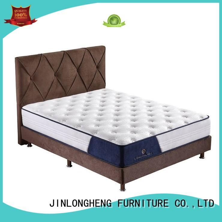 pocket top innerspring foam mattress mattress JLH Brand