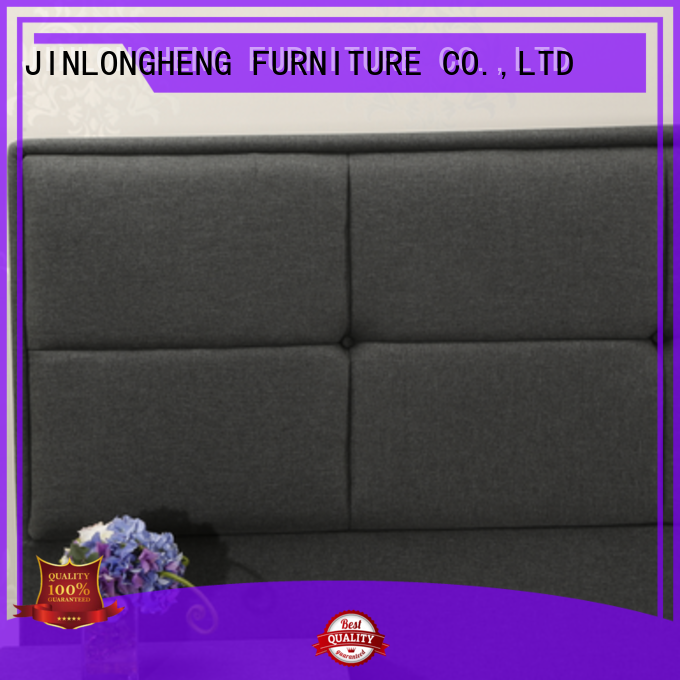 JLH tall upholstered headboard manufacturers with elasticity