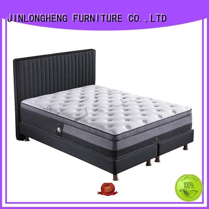 foam pocket royal latex gel memory foam mattress JLH Brand