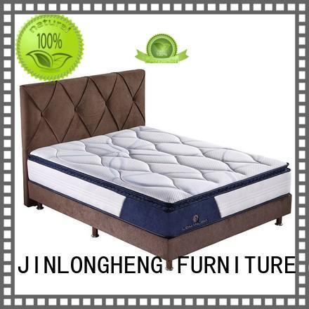 mattress hybrid mattress porket soft JLH company