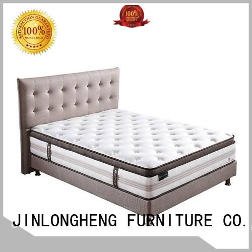 JLH Brand pocket sleeping density sealy posturepedic hybrid elite kelburn mattress modern