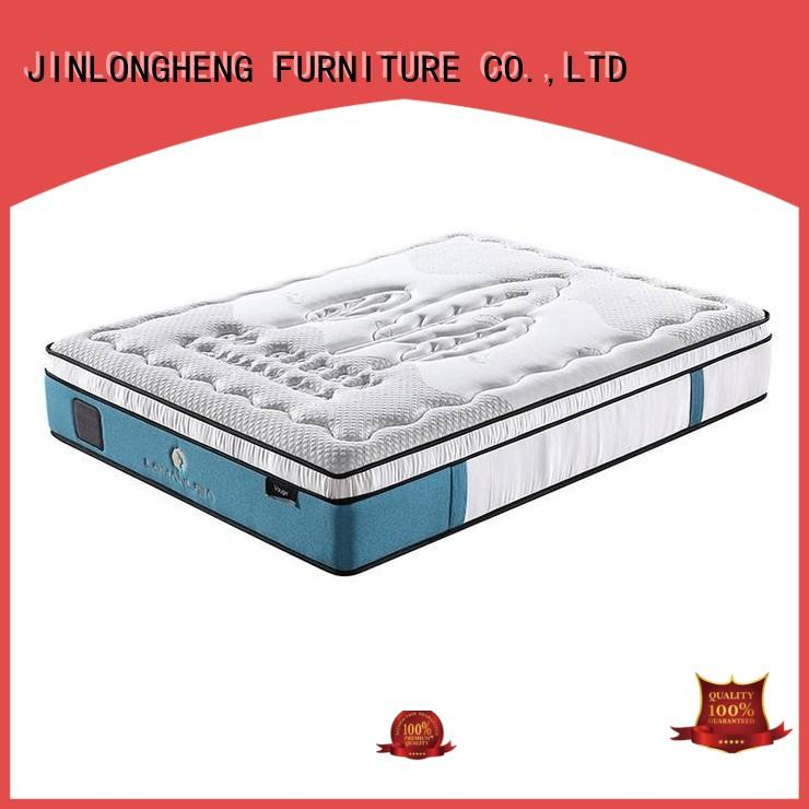 JLH top queen mattress in a box China Factory for bedroom
