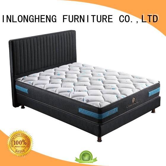 material design spring innerspring foam mattress JLH Brand