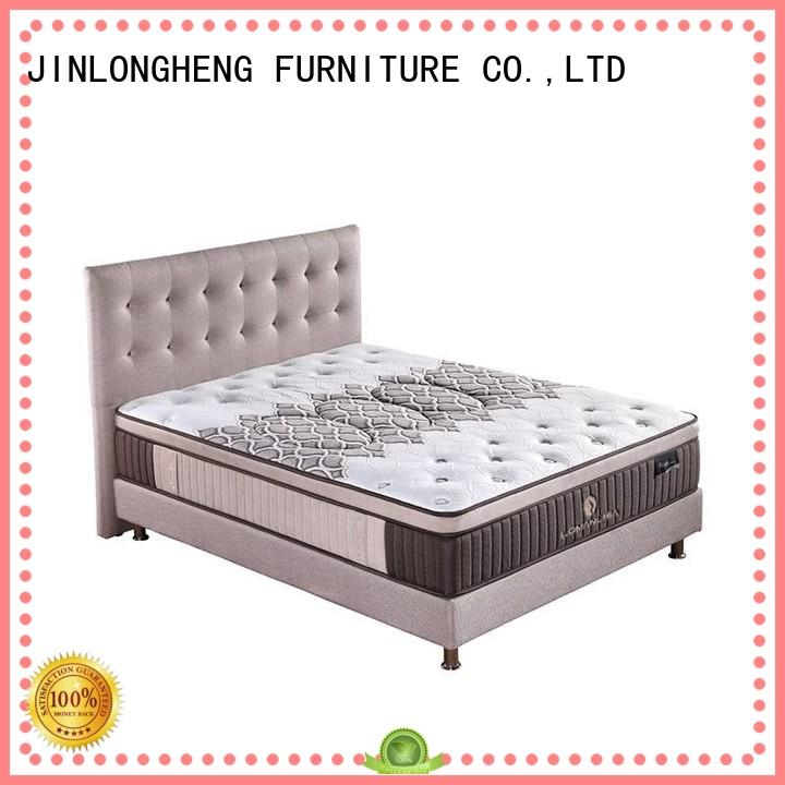 JLH Brand quality memory foam compress memory foam mattress manufacture