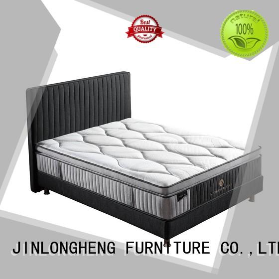 JLH industry-leading queen mattress in a box Certified with softness
