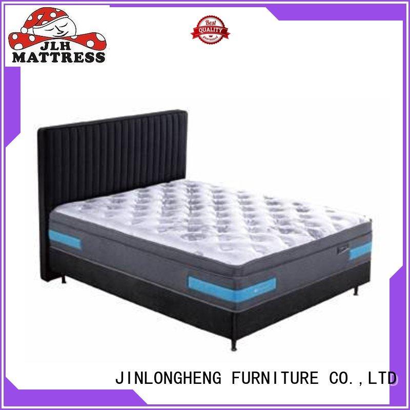 Wholesale memory sale latex gel memory foam mattress JLH Brand