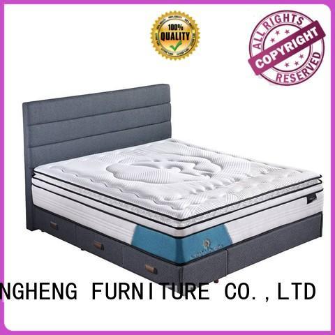 JLH Brand unique euro cooling cool gel memory foam mattress topper