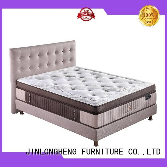 JLH deluxe crib mattress China Factory with elasticity