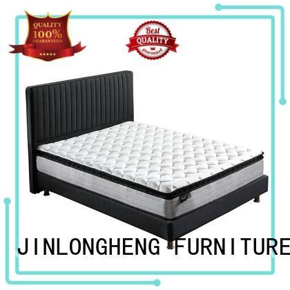 mattress Custom spring latex mattress in a box reviews JLH top