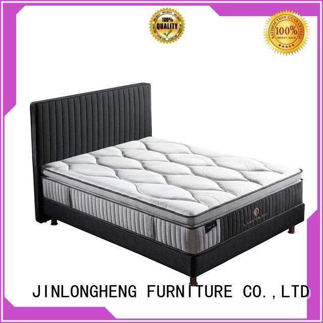 Wholesale top furniture latex gel memory foam mattress JLH Brand