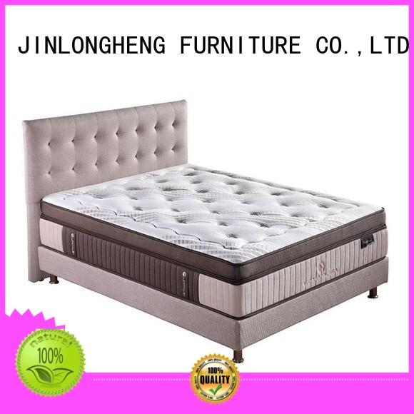 2000 pocket sprung mattress double euro box chinese JLH Brand twin mattress