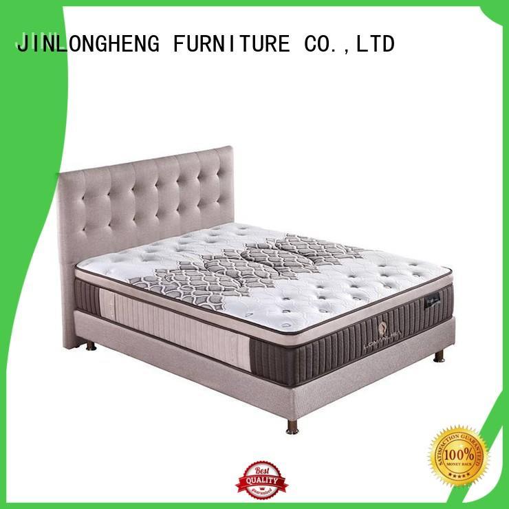 JLH Brand cooling perfect gel custom cool gel memory foam mattress topper