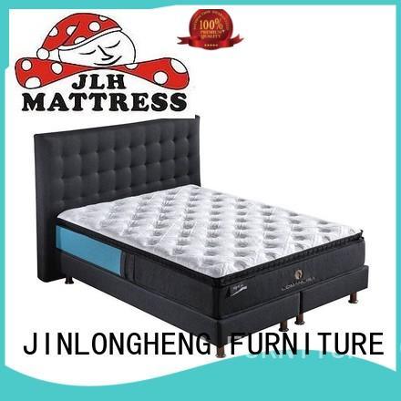Hot sleep cool gel memory foam mattress topper chinese JLH Brand