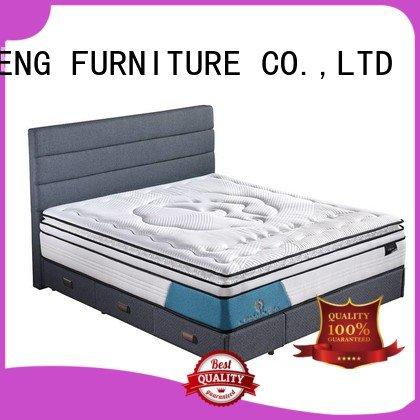 Wholesale quality breathable compress memory foam mattress JLH Brand