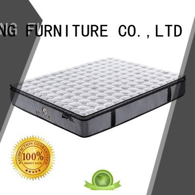 Pillow Top Design Electric Adjustable Bed with Quiet and Stable Motor in King Queen Size