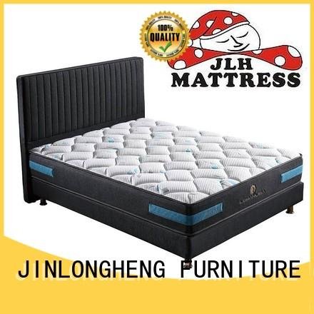 JLH low cost innerspring foam mattress China Factory with softness