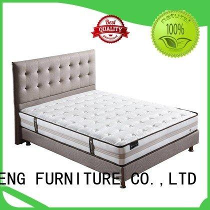 top bed quality california king mattress JLH